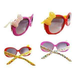 e5365320704 2Pcs Glasses Baby Sunglasses Anti-UV Cartoon Kids 2 Color Girls ...