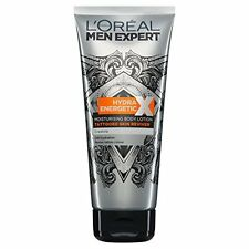 Men Expert Skin Care Hydra Energetic Tattoo Lotion 200 ml