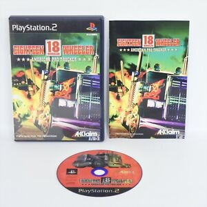 EIGHTEEN-18-WHEELER-PS2-Playstation-2-For-JP-System-2220-p2