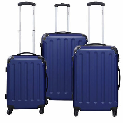 Dark Blue Luggage Sets