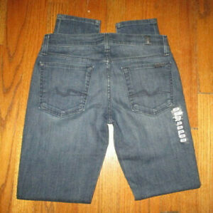 7-FOR-ALL-MANKIND-034-Gwenevere-034-Skinny-Jeans-Sz-28x31-NWOT
