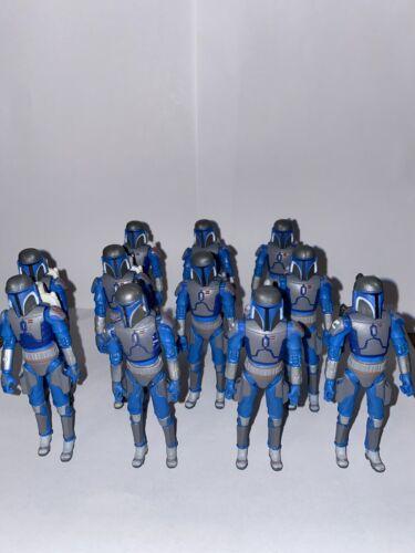 Star Wars The Clone Wars Mandalorian Warriors Loose