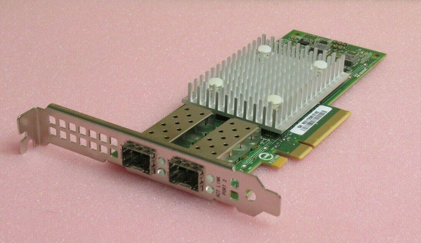 Dell GT3C4 QLogic QL41112 10Gb SFP+ Dual Port Full Height Network Card