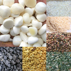 Wholesale 50g Gravel Stones Rubble Beads For Fish Tank Decor Diy Art