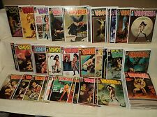 Vampirella 1-76 (miss.#3) MAGAZINE SET Nice! 1969-1979 Warren Comics (m 455)