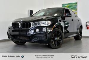 2018 BMW X6 M Performance Package I Premium Amélioré
