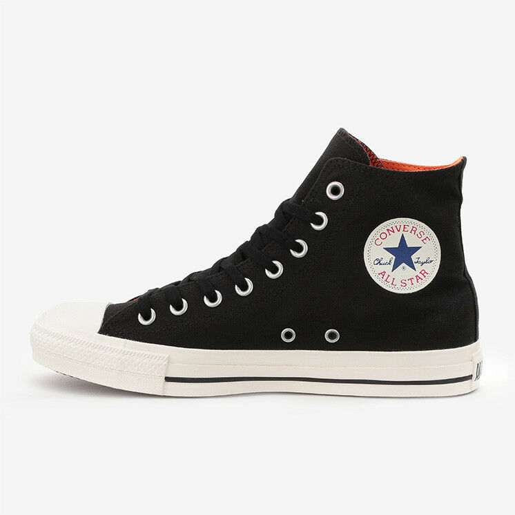CONVERSE ALL Chuck STAR MILCOLOR HI Black Chuck ALL Taylor Japan Exclusive e45798