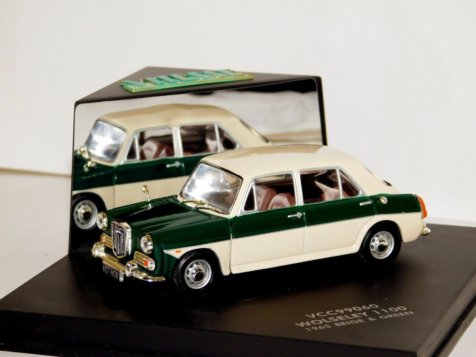Wolseley 1100 1965 beige y verde Vitesse VCC99060 1 43