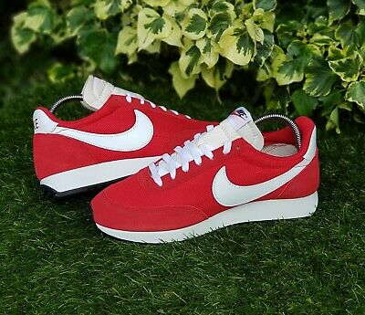 BNWB & Authentique Nike ® Air Tailwind 79 Vintage Rétro Gym Rouge Baskets Taille UK 10 | eBay