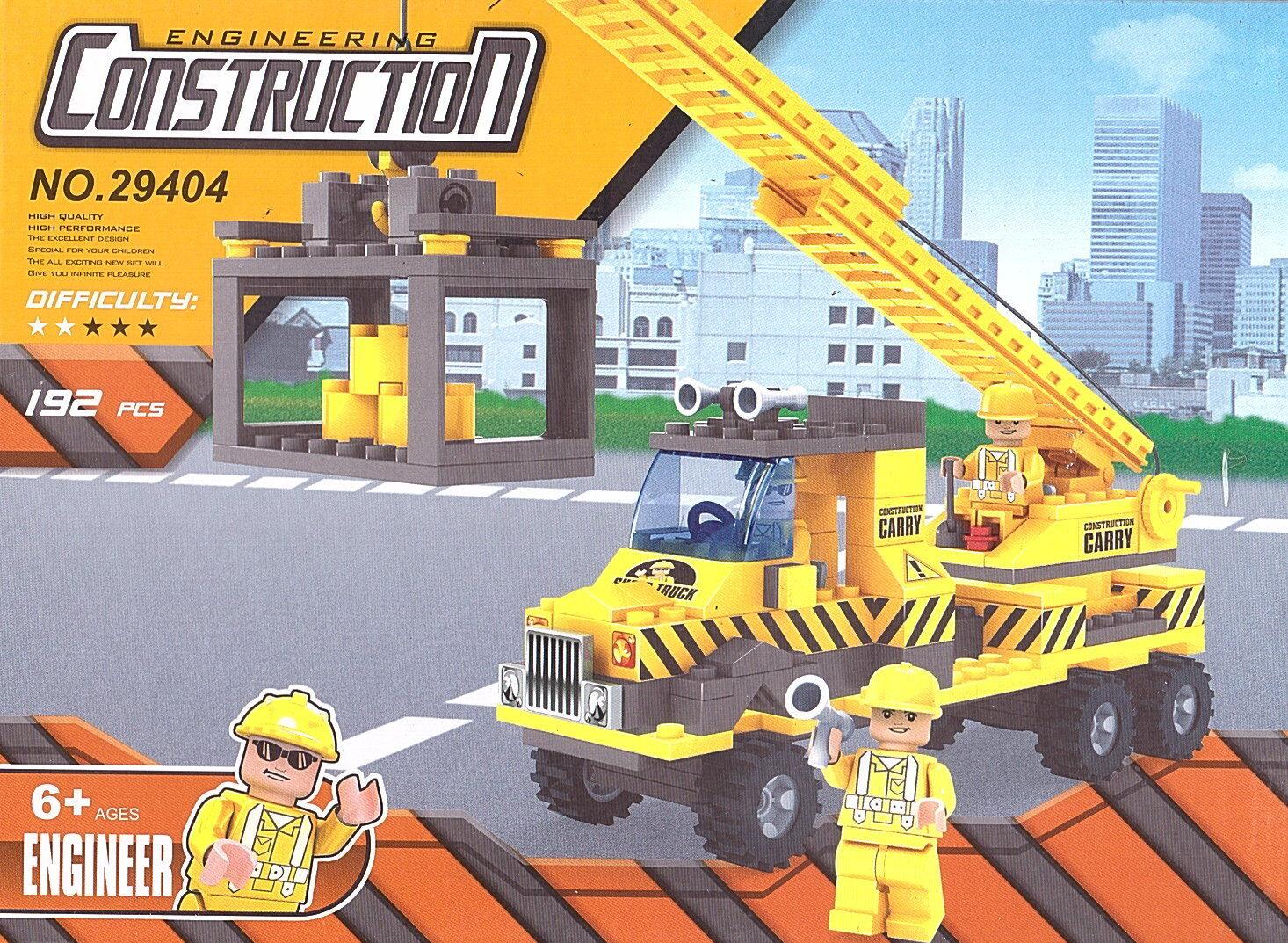 Bausteine konstruktionsbausteine baustelle XXL über 1000 1000 1000 teile 65a46d