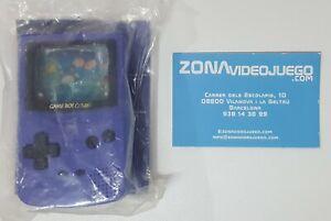Juego de Agua Consola Game Boy Color, Promocional Burger King.