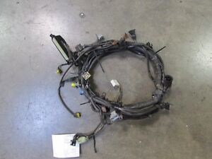 ferrari 360 f1 transmission wiring harness wiring diagram  ferrari 360 f1 transmission wiring harness used pn 181343 #4