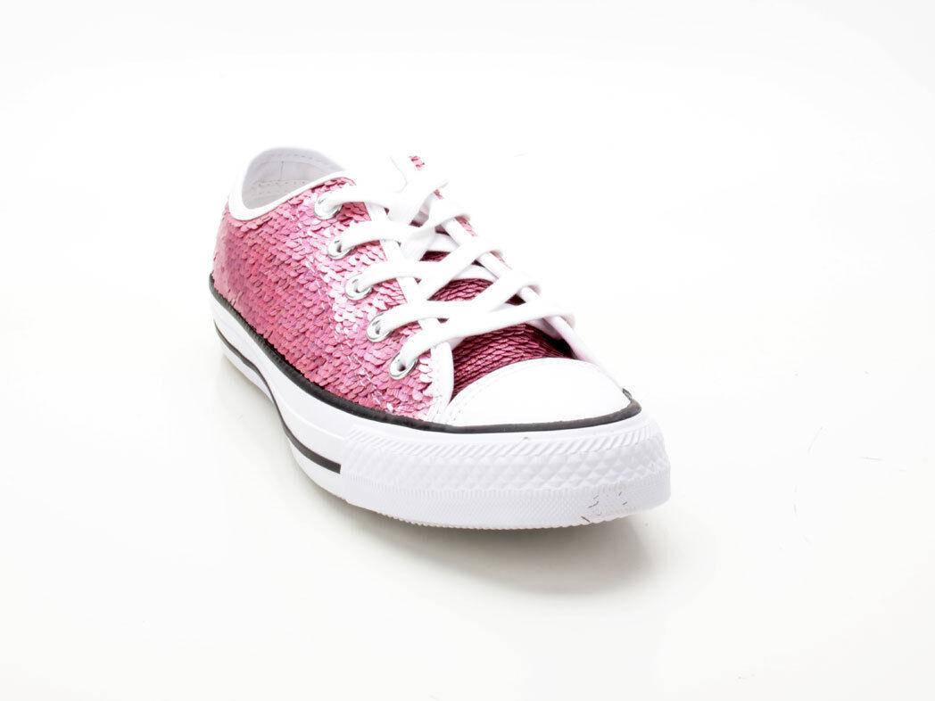 Converse Chuck Taylor  553438C All Star CTAS OX 553438C  pink-weiß-schwarz 20069c