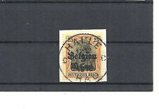 Landespost in Belgien,1916 Michelnrn: 17 o, gestempelt, Michelwert € 3,50