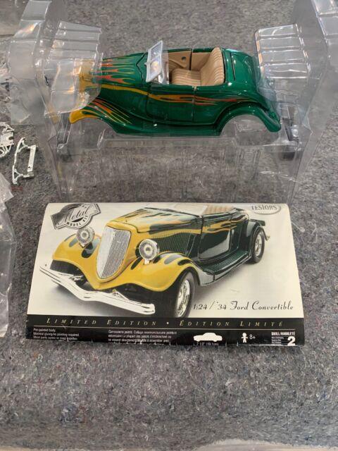 METAL EARTH BRAND NEW /& SEALED!! 3D METAL MODEL KIT MODEL T FORD MOTOR CAR