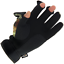 Hiking Fishing Neoprene Camping Camo Fishing Gloves Fingerless Function M L XL