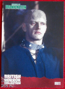 BRITISH-HORROR-COLLECTION-Horror-of-Frankenstein-DAVID-PROWSE-Card-27