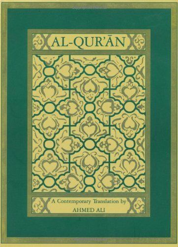 1 of 1 - Al-Qur'an: A Contemporary Translation, Ali, Ahmed 0691074992