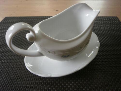 Porzellan Neu Seltmann Weiden Desiree Amelie 44934 Sauciere mit Griff 0,65 ltr