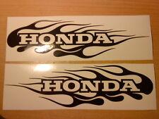 car van motorcycle racing flames vinyl graphics tank, wings,side stickers race