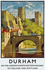TX308 Vintage 1930/'s Harwich LNER Railway British Travel Poster A1//A2//A3//A4