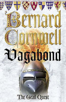 Cornwell, Bernard, The Grail Quest (2) – Vagabond, Hardcover, Excellent Book