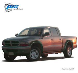 Extension-Style-Fender-Flares-Paintable-Finish-Fits-97-04-Dodge-Dakota-Full-Set