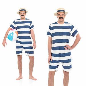 Original Para Baño Título Hombre Tiempo Natación Victoriana De Acerca Costume Xl Traje Viejo Fancy M Mostrar Detalles Dress FJK1cl