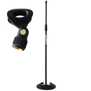Keep DRUM MS096 Microphone STAND STRAIGHT Stackable Cast