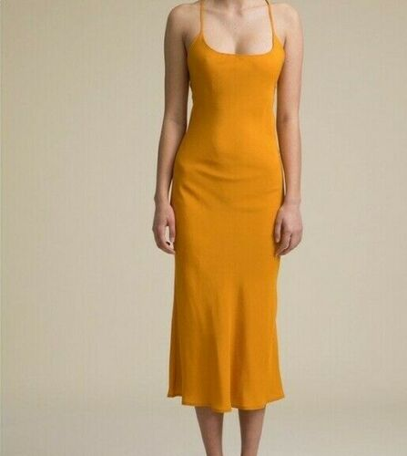 The Line by K Women's Louise Slip Dress in Tangeri
