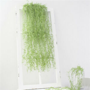 Am-New-Artificial-Vine-Plant-DIY-Wedding-Party-Indoor-Home-Wall-Hanging-Decor-P