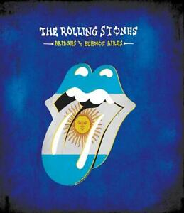 The-Rolling-Stones-Bridges-To-Buenos-Aires-BluRay-2CD-Sent-Sameday