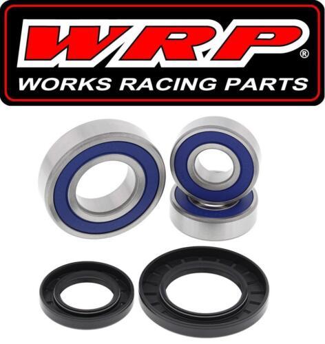 WRP Rear Wheel Bearing Kit Fits 675 Daytona 2006-2014