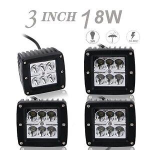 4X-3-034-18W-LAMPE-DE-TRAVAIL-12V-24V-PUISSANT-LED-JEEP-CAMION-BATEAU-ATV-SUV-4X4