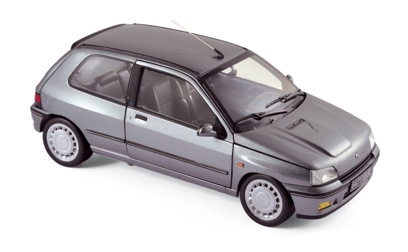 RENAULT CLIO 16 S 1991 1 18 Norev NOUVEAU & NEUF dans sa boîte 185234
