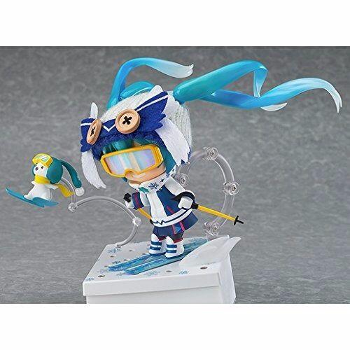 Nendoroid 570 VOCALOID Snow Miku Snow Owl Ver Figure NEW from Japan