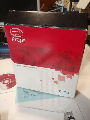 Luminosa Creo Preps 4.1 Mac Os / Win Agfa Scenicsoft + Preps Plus Agfa Paogee