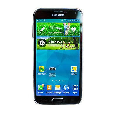 Samsung  Galaxy S5 SM-G900F - 16 GB - Charcoal Black - Smartphone