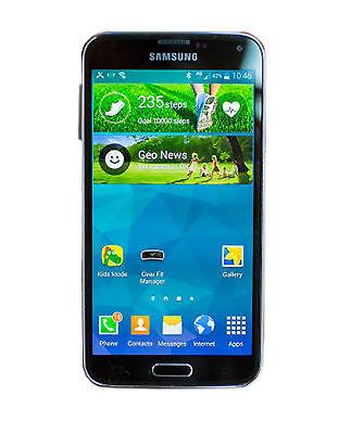 Samsung Galaxy S5 SM-G900F - 16GB - black (Unlocked) Smartphone