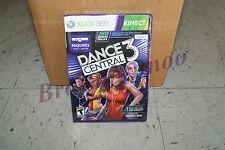 Dance Central 3 Xbox 360 KINECT Bonus Tracks LMFAO & Nicki Minaj NEW
