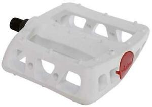 ODYSSEY-TWISTED-PC-WHITE-9-16-034-3-PIECE-CRANK-BMX-BICYCLE-PEDALS