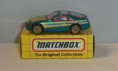 Yellow MB75 Ferrari Testarossa Yellow Box MJ7 Matchbox