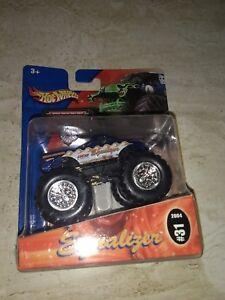 Equalizer-Monster-Jam-Truck-31-Hot-Wheels-2004