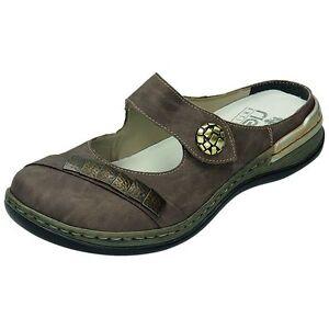 Rieker Schuhe Damen Pantolette Sabot 350452 +++NEU+++ | eBay PyfRS