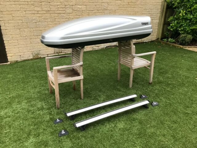 Thule Atlantis 780 Roof Box - Silver for sale online | eBay