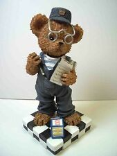Kuddles Korner Calendar Bear SEPTEMBER Back to School Home Interiors HOMCO '02