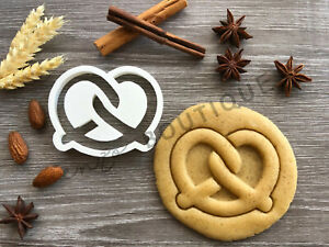 Pretzel-Cookie-Cutter-Fondant-Cake-Decorating-UK-Seller