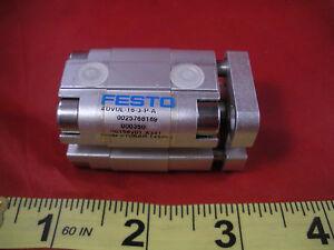 Festo-ADVUL-16-3-P-A-Pneumatic-Cylinder-Slide-156201-10-bar-ADVUL163PA-Nnb