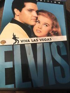 Viva-Las-Vegas-DVD-2007-Deluxe-Edition-Elvis-Ann-Margaret-NEW
