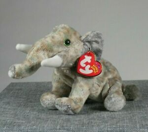 Pounds Elephant Ty Beanie Baby 2002